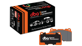 DBA XP Performance Brake Pad Set Front DB1199XP