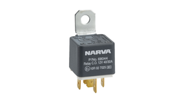 Narva Relay Change-Over With Resistor 12V 5 Pin 40A/30A 68044