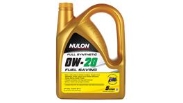 Nulon Full Synthetic Fuel Saving Engine Oil 0W-20 5L