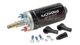 Raceworks External 250lph @ 5 Bar High Flow Pump