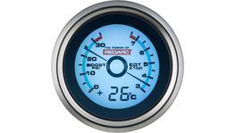 REDARC EGT & 52mm Boost Gaugee G52-BET (Compatible with Temperature Display)