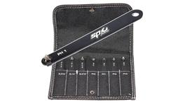 SP Tools 7Pc Phillips/Slotted Low Profile Mini Spanner Set