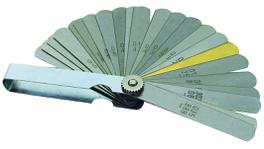 """SP Tools Gauge 32Pcs Feeler Set -3 1/2"""" Type A"""